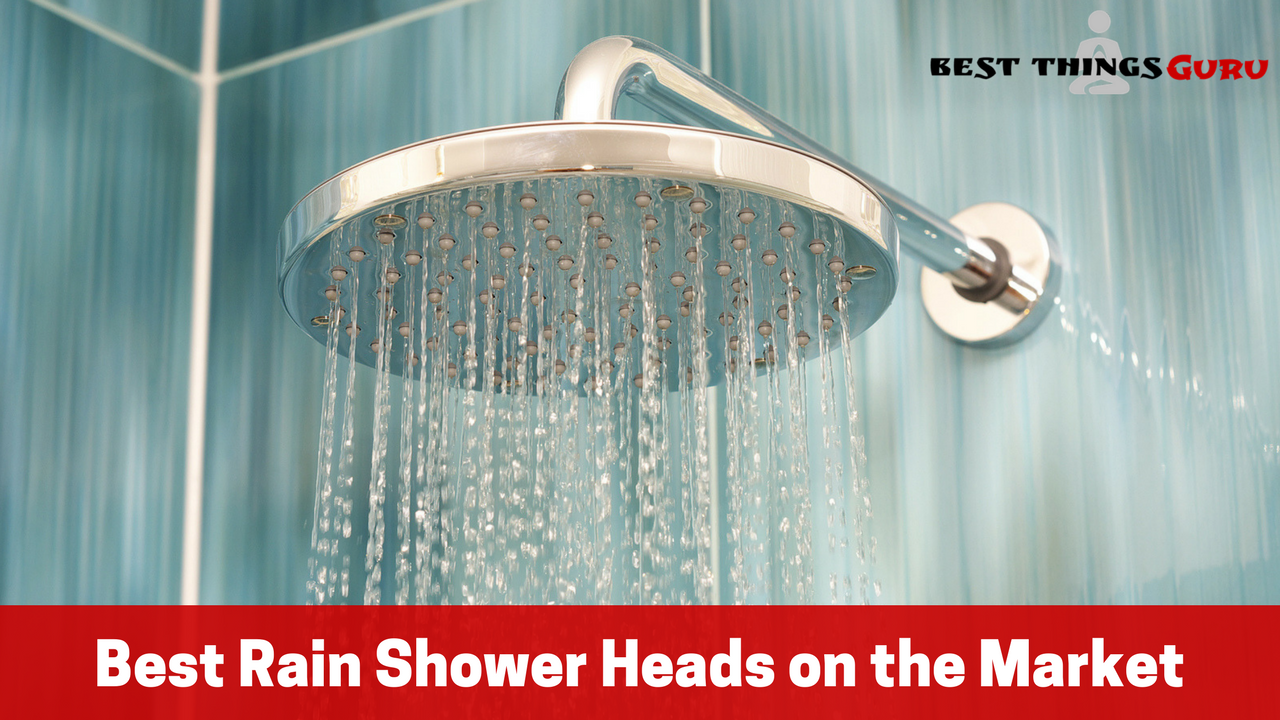 What Is the Best Rain Shower Head? Product Reviews 2019 • Best ...