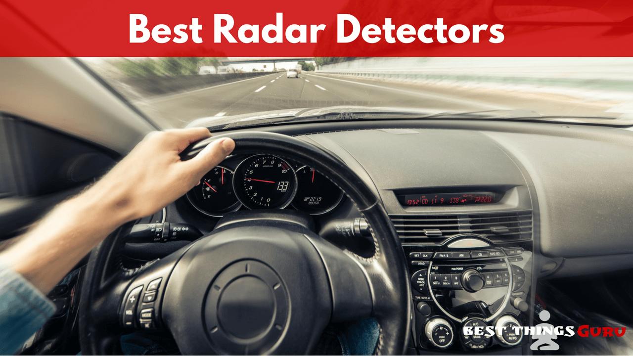 Best Radar Detector Reviews: Top Police Scanners and More!: Reviews