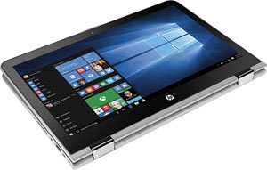 HP Pavilion X360 2 In 1 13 3 Touchscreen Premium Laptop 2