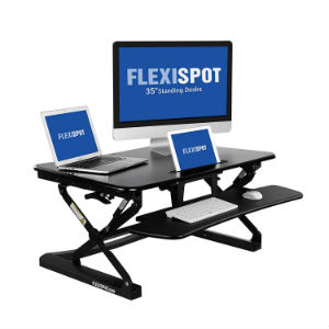 FlexiSpot 35 Wide Standing Desk Riser