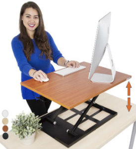 X Elite Stand Steady Standing Desk 1