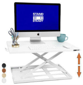 X Elite Stand Steady Standing Desk